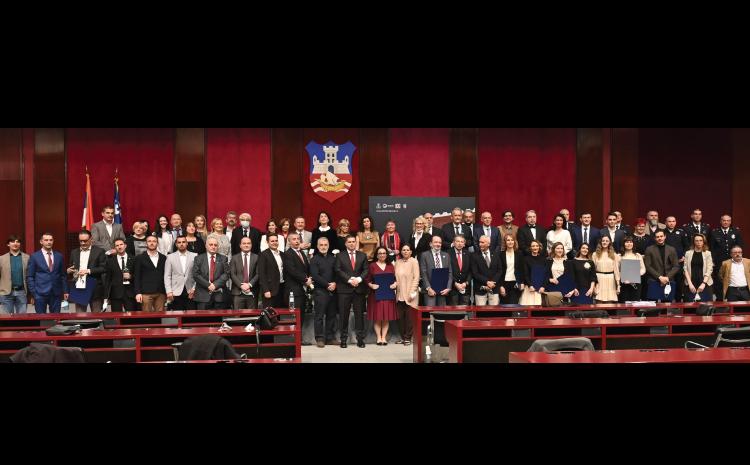 Уручене награде града Београда за 2019. и 2020. годину